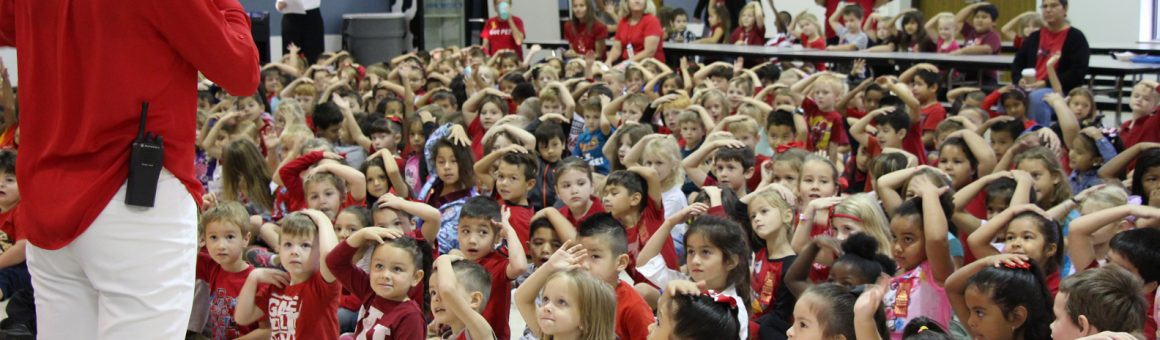 ECC Red Ribbon Week Kick-Off Pep Rally