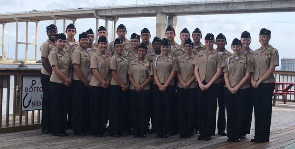 Group pic of ROTC