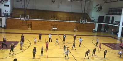 image stingline February dance clinic