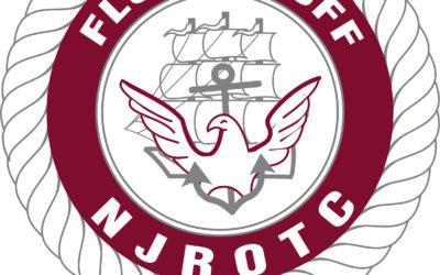 image Flour Bluff NJROTC Logo