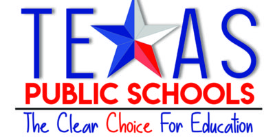 graphic Texas Public Schools Week logo