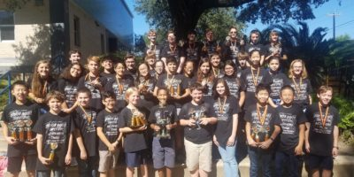 Flour Bluff Junior High and Intermediate Math and Science Teams win top awards at TMSCA contest