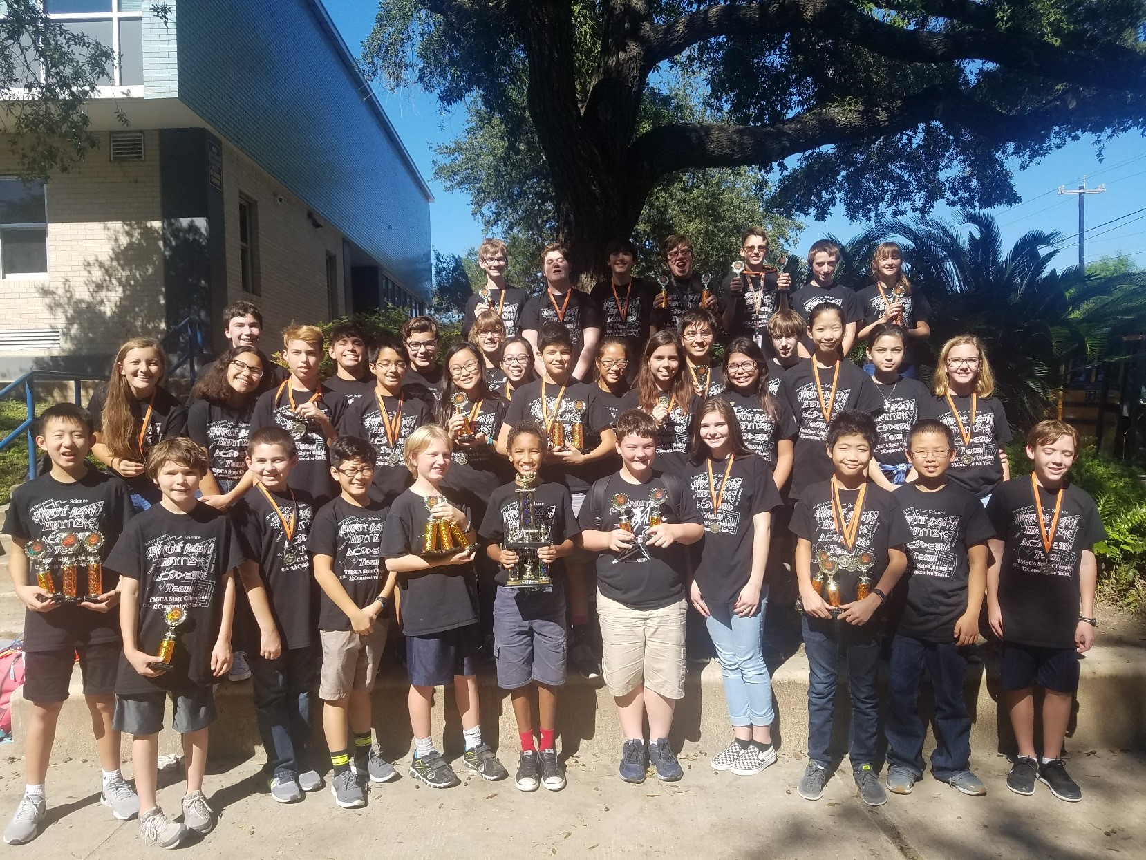 Flour Bluff Isd 187 Flour Bluff Junior High Math Amp Science