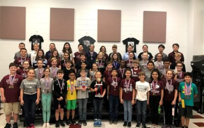 picture Flour Bluff Intermediate UIL team