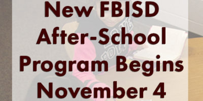 image for new after school program