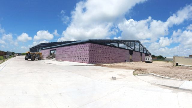 Athletic Field House Bond 2013 Construction Projects