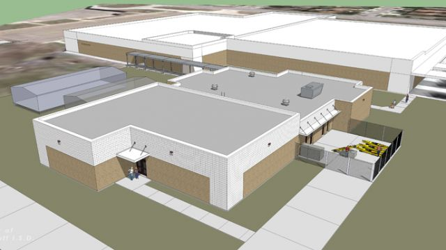 Intermediate Bond 2013 Construction Projects Rendition