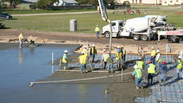 Junior High - Bond 2013 Construction Projects