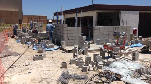 Hornet Stadium - Bond 2013 Construction Projects