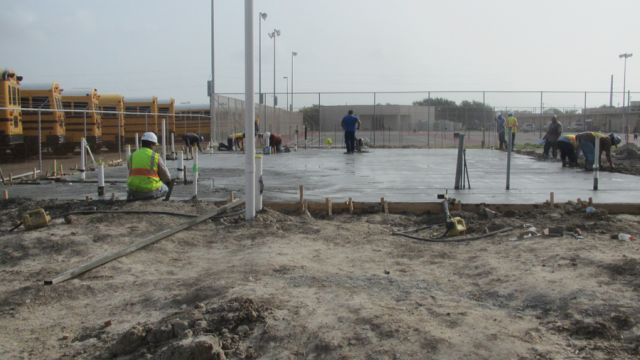 Tennis Facility Construction Bond 2013 Project