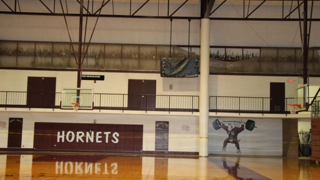 Varsity Gym - Bond 2013 Construction Projects