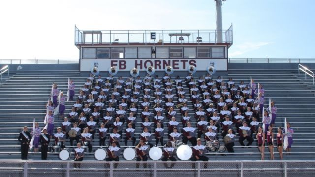 image 2016-2017 Hornet Marching Band