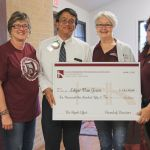image Special Education Director, Edgar Van Geem, was surprised with a grant from the Flour Bluff Foundation for Educational Excellence.