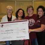 image Intermediate and ECC choir teacher, Lorraine Dow, received a grant from the Flour Bluff Foundation for Educational Excellence to enhance music education.