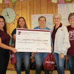 image Elementary teachers, Kim Poorman and Amanda Jensen were awarded a grant from the Flour Bluff Foundation for Educational Excellence in the amount of $1,100.