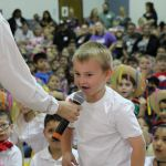 ECC students take part in Mexican Grito shouting contest