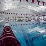 image Flour Bluff ISD Natatorium pool area