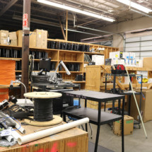 District's Technology department offices becoming construction class