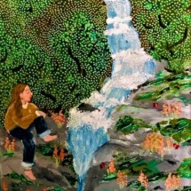 """Payden Mouritsen – 12th Grade """"Leaving the Woods"""""""