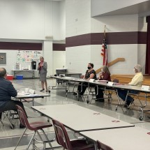 Community Action Committee Meeting